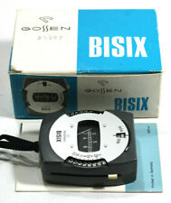 Gossen Bisix Light Meter Boxed Vintage UK Fast Post