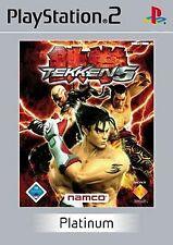Tekken 5 [Platinum] von Sony Computer Entertainment | Game | Zustand gut