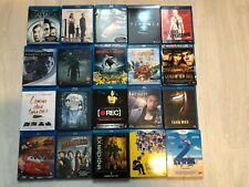 Lot Blu-Ray 20 films Titanic REC Cars Camping 2 Zombieland I Robot Iron Man