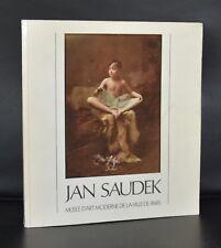Musee d'Art Moderne de la ville de Paris # JAN SAUDEK  1987, nm
