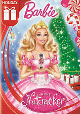 Barbie in The Nutcracker (DVD, 2015, Widescreen) Usually ships within 12 hours!!