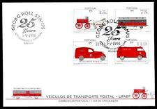 Post und Transport. FDC. Portugal 1996