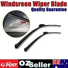 Wiper Blades Frameless Windscreen for Subaru Impreza S WRX RS MY01-MY07 2001-07