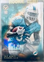 Jay Ajayi 2015 Topps Valor Rookie Autograph Auto RC #25/800 #80 Eagles MJ