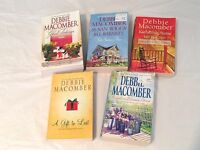 Debbie Macomber Lot of Paperback Books (5)-Excellent Condition!