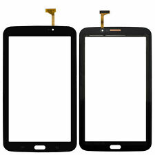 numériseur d'écran tactile noir lentille verre Samsung Galaxy Tab 3 7.0''