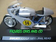 MOTO 1/24 COLLECTION DUCATI  500 GP 1074 PHIL READ  MOTORCYCLE