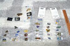 lot 33x RARE Vintage Star Trek McDonalds Nestle Hollywood Pins Lapel Push Pin