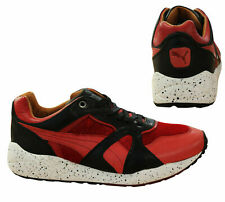Puma Trinomic XS500 X Miitaly Mens Trainers Red Made In Italy 357262 04 M11