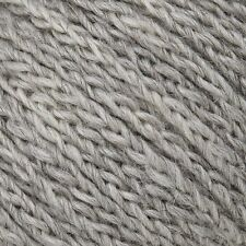 100g Hanks - Cascade Eco Cloud - Undyed Merino/Alpaca - Dove Grey #1809 - $21.95