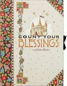 Count Your Blessings Photo Album By Mary Engelbreit ME