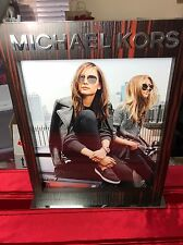 Micheal Kors Retail Display Table Sign 100% Authentic