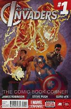Marvel Now Comics 2014 ALL NEW INVADERS #1 Near Mint NM
