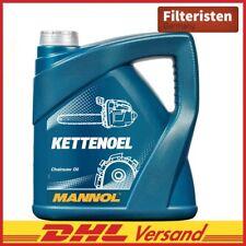4 Liter Kettensägenöl Haftöl  Kettenöl Sägekettenöl Sägekette Kettensäge