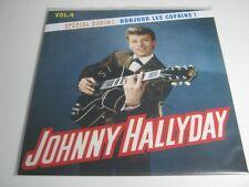johnny hallyday: spécial radio.vol 4.vinyle 25cm.300ex (neuf)