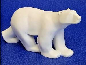 François Pompom Ours Blanc Polar Bear 7 7/8in - Figure Sculpture - 20121D