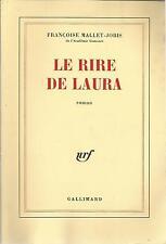 FRANCOISE MALLET-JORIS LE RIRE DE LAURA + PARIS POSTER GUIDE