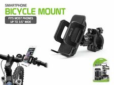 Cellet Universal Smartphone Bicycle Mount- Fits Phones Up to 3.5 in Wide, Black