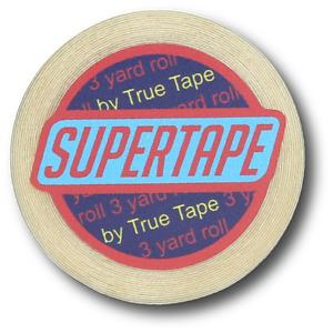 """SuperTape 1"""" - WIG TAPE for Wigs/Toupees/  Super tape (3 yrds) Fast Dispatch UK"""