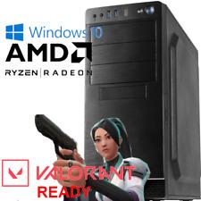 PC GAMING ⌥ ⌥ Ryzen 3 3200G 4,2 GHz ⌥ 8 GB DDR4 RAM ⌥ 256 GB M.2 High Speed SSD