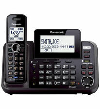 Panasonic 2 Line Cordless Phone w/ Link to Cell & USB KX-TG9541B