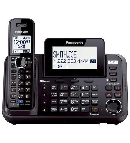 Catalog 2 Line Cordless Phone System Travelbon.us