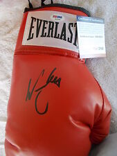 WINKY WRIGHT 2 X CHAMPION HAND SIGNED EVERLAST RIGHT BOXING GLOVE PSA AB18985