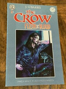 The CROW Flesh and Blood #2 (1996) KITCHEN SINK Top Dollar mini-series