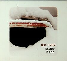2 X BON IVER CD ALBUMS- Self Titled and Blood Bank (2 x Digipak)