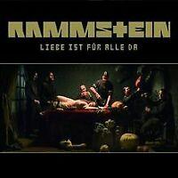 Liebe Ist für Alle Da von Rammstein   CD   Zustand gut