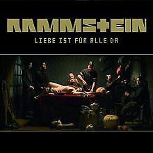 Liebe Ist für Alle Da von Rammstein | CD | Zustand gut