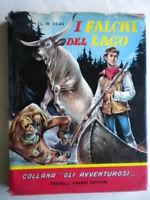 I falchi del lagoDean leon Fabbriavventurosi15storia bambini illustrato 49