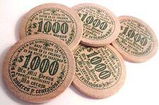 $5000 PUERTO RICO PROMISE FUND Status Quo COLONIAL Shame Money TU PROMESA LLEGO