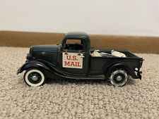 Danbury Mint 1935 Us Mail Ford Half-Ton Pickup Truck 1:24 Scale