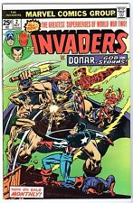 Invaders #2, Very Fine - Near Mint Condition*
