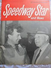 Speedway Star and News 8th March 1968