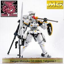 Dragon MoMoko MG 1/100 OZ-00MS Tallgeese 1 EW Gundam PVC Assembled Hobby Figure