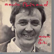 45TRS VINYL 7''/  FRENCH EP MAURICE BIRAUD / HISTOIRES DE BIBI