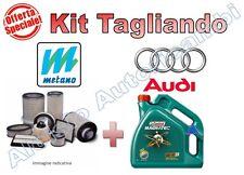 KIT TAGLIANDO AUDI A3 SPORTBACK 1.4 G-TRON 110CV METANO **Spedizione inclusa!!**
