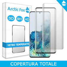 Pellicola Protettiva Vetro Temperato Curvo Samsung Galaxy S20 + Plus FE Ultra 5G