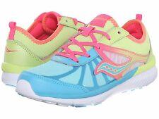 Saucony Kids Volt (Big Kid) Girls Running Shoes Sneakers Sz 13 Wide J333