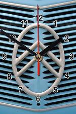 HORLOGE MURALE logo ancien CITROEN -01M