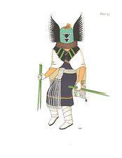 VIRGINIA ROEDIGER Pueblo Tribes Ceremonial Book Print TUMAS MOTHER FLOGGERS HOPI