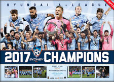 Sydney Unsigned Soccer Memorabilia