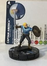 HeroClix The Mighty THOR #006  CAPTAIN AMERICA  MARVEL