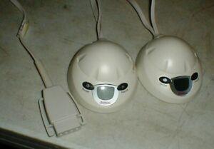 Sunbeam Automatic Electric Blanket 4-prong Duel Controls 85KQP L78-DD2D