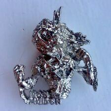 Vintage Iron Maiden Eddie 'Live After Death' Pin Badge, Alchemy, Poker, Rox Etc.