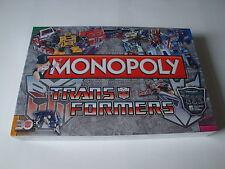 Monopoly  The Transformers Edition (neu)