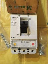 Moeller NZMH 2-A63 disjoncteur 3 phase 63A nouveau NZMH 2A63 nzm NZM2 259097
