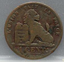 Belgie - Belgium 1 centime 1846 - KM# 1.2